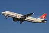 Air Malta (2nd) Airbus A320-214 9H-AEK (msn 2291) LHR (SPA). Image: 924537.