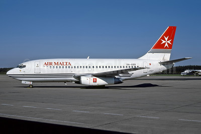 Air Malta (2nd) Boeing 737-2Y5 9H-ABB (msn 23039) NUE (Rob Rindt Collection). Image: 948812.