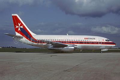 Air Malta (2nd) Boeing 737-2Y5 9H-ABB (msn 23039) ORY (Michel Saint-Felix Collection). Image: 913592.