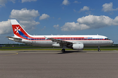 Air Malta's 1974 retrojet (40th Anniversary)