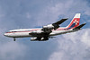 Air Malta (2nd) Boeing 720-047B 9H-AAO (msn 18829) LHR (Richard Vandervord). Image: 907262.