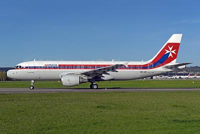 Air Malta's 1974 retro jet