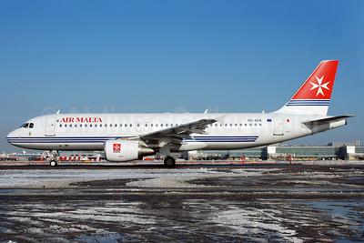 Air Malta (2nd) Airbus A320-214 9H-AEN (msn 2665) LHR (Richard Vandervord). Image: 901921.