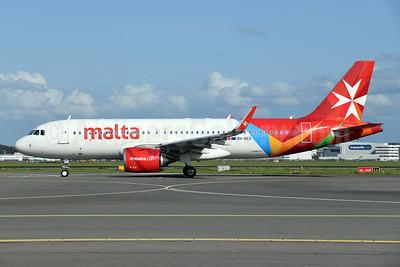 Malta - airmalta.com (Air Malta 2nd) Airbus A320-251N WL 9H-NEO (msn 7875) AMS (Ton Jochems). Image: 947378.