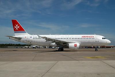 Air Malta (2nd) Airbus A320-214 9H-AER (msn 2178) BRS (Ton Jochems). Image: 953129.