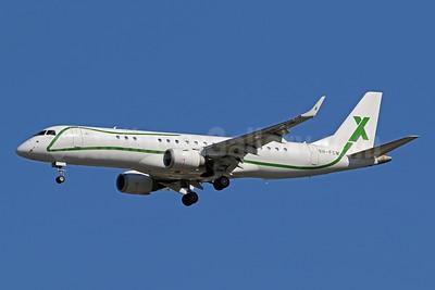 Air X Charter Embraer ERJ 190-100 Lineage 1000 (ECJ) 9H-FCM (msn 19000641) IAD (Brian McDonough). Image: 951878.
