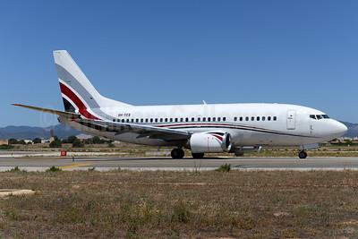 Air X Charter Boeing 737-5Q8 9H-YES (msn 25167) PMI (Ton Jochems). Image: 938160.