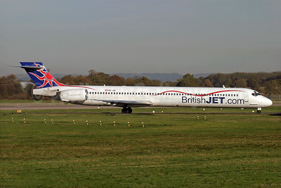 BritishJET.com (Hello) McDonnell Douglas MD-90-30 HB-JIB (msn 53553) LGW (Antony J. Best). Image: 935271.