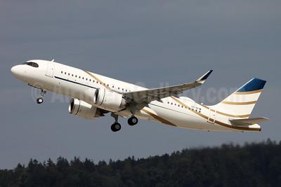Comlux Aviation (Malta) Airbus A320-251N WL 9H-NEW (msn 8638) ZRH (Andi Hiltl). Image: 951166.