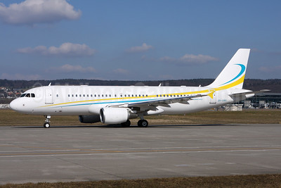 Comlux Aviation (Malta) Airbus A320-214 (ACJ) Prestige 9H-AWK (msn 4199) ZRH (Andi Hiltl). Image: 920306.