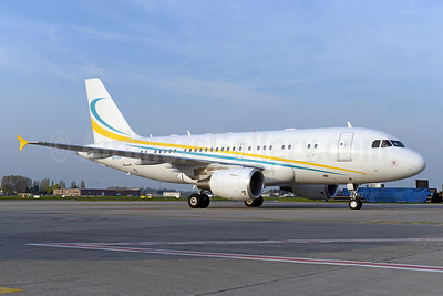 Comlux Aviation (Malta) Airbus A319-115 (ACJ) Elite 9H-AVK (msn 4622) BRU (Ton Jochems). Image: 951168.