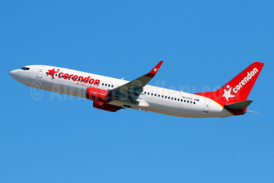 Corendon Airlines (Europe) Boeing 737-8JP WL 9H-CXC (msn 39434) PMI (Javier Rodriguez). Image: 954416.