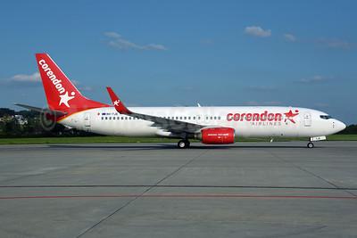 Corendon Airlines (Europe) Boeing 737-85R WL 9H-TJE (msn 35106) ZRH (Rolf Wallner). Image: 954753.