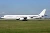 Hifly (Malta) Airbus A340-313 9H-SUN (msn 367) AMS (Ton Jochems). Image: 937449.