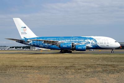 Hifly (Malta) Airbus A380-841 9H-MIP (msn 006) (Mirpuri Foundation) FAB (Antony J. Best). Image: 942873.