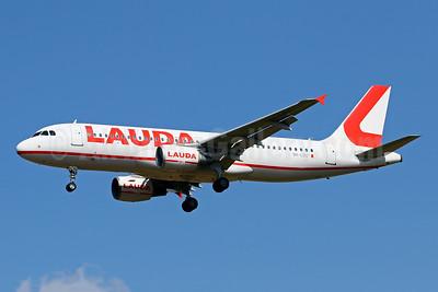 Lauda (Europe) (Malta) Airbus A320-214 9H-LOU (msn 3132) PMI (Javier Rodriguez). Image: 951371.