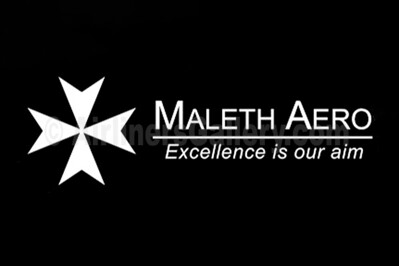 1. Maleth Aero logo
