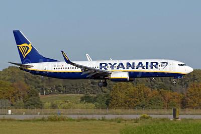 Ryanair (Malta Air) Boeing 737-800 WL 9H-QAC (EI-FZS) (msn 44789) FCO (Richard Vandervord). Image: 951048.