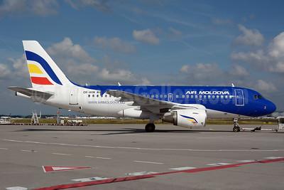 Air Moldova Airbus A319-112 ER-AXM (msn 1786) FRA (Bernhard Ross). Image: 938216.