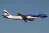 Air Moldova Embraer ERJ 190-100LR ER-ECB (msn 19000325) AYT (Paul Denton). Image: 913709.