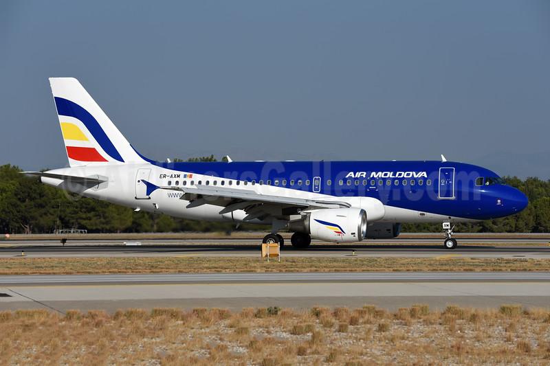 Air Moldova Airbus A319-112 ER-AXM (msn 1786) AYT (Ton Jochems). Image: 941235.