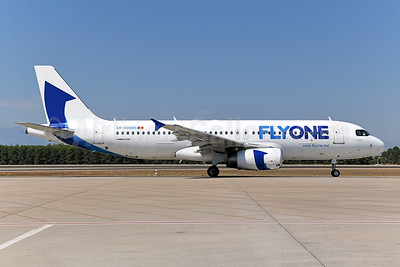 FlyOne Airbus A320-232 ER-00005 (msn 3543) AYT (Ton Jochems). Image: 947559.