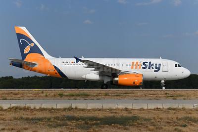 HiSky Airbus A319-131 ER-SKY (msn 2326) AYT (Ton Jochems). Image: 954980.