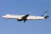 Montenegro Airlines Embraer ERJ 190-200LR (ERJ 195) 4O-AOA (msn 19000180) LGW (Terry Wade). Image: 901616.