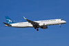 Montenegro Airlines Embraer ERJ 190-200LR (ERJ 195) 4O-AOA (msn 19000180) FRA (Ole Simon). Image: 911503.