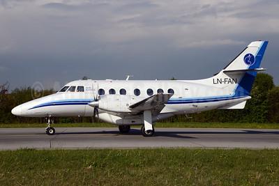 AIS Airlines (Coast Air) BAe Jetstream 32EP LN-FAN (msn 879) ZRH (Rolf Wallner). Image: 922688.