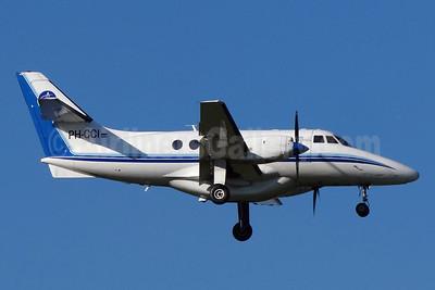AIS Airlines BAe Jetstream 32 PH-CCI (msn 860) ZRH (Paul Bannwarth). Image: 924091.