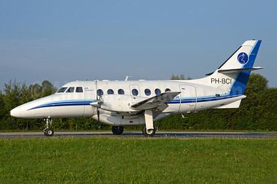 AIS Airlines BAe Jetstream 32 PH-BCI (msn 953) ZRH (Rolf Wallner). Image: 929728.