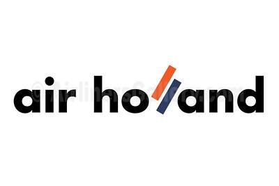 1. Air Holland logo