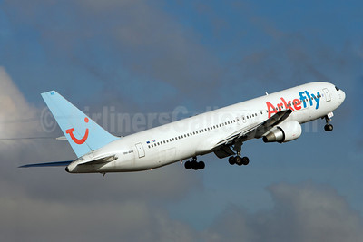 Arkefly (TUI Airlines Nederland) Boeing 767-383 ER PH-AHX (msn 24847) AMS (Gabor Hajdufi). Image: 906883.