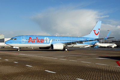 Arkefly (TUI Airlines Nederland) Boeing 737-8FH WL PH-TFA (msn 35100) AMS (Ton Jochems). Image: 902778.