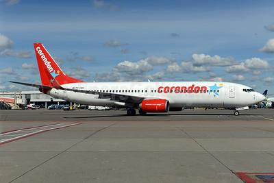 Corendon Dutch Airlines Boeing 737-86J WL PH-CDH (msn 36121) AMS (Ton Jochems). Image: 939910.