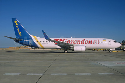 Unique Corendon Dutch-Ukraine International hybrid livery