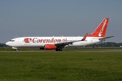 Corendon Dutch Airlines (Corendon.nl) Boeing 737-8KN WL PH-CDE (msn 35795) AMS (Michael Stappen). Image: 907128.