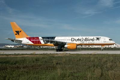 DutchBird - made in Holland Boeing 757-230 PH-DBA (msn 24747) (Bruce Drum Collection). Image: 954728.