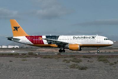 DutchBird Airbus A320-214 PH-BMC (msn 1081) ACE (SPA). Image: 954730.