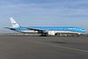 "KLM Asia's PH-BVB now in new livery, named ""Fulufjallet National Park"""