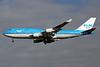 KLM Asia (KLM Royal Dutch Airlines) Boeing 747-406 PH-BFP (msn 26374) NRT (Michael B. Ing). Image: 909776.