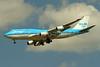 KLM Asia (KLM Royal Dutch Airlines) Boeing 747-406 PH-BFM (msn 26373) IAD (Brian McDonough). Image: 923343.