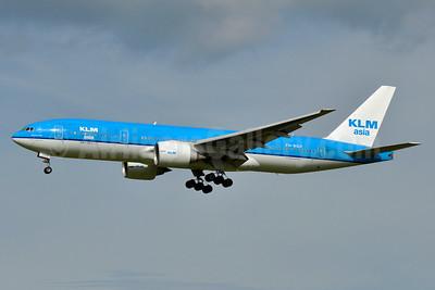 KLM Asia (KLM Royal Dutch Airlines) Boeing 777-206 ER PH-BQH (msn 32705) AMS (Tony Storck). Image: 935356.