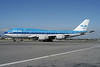 KLM Asia (KLM Royal Dutch Airlines) Boeing 747-406 PH-BFF (msn 24202) LAX (Roy Lock). Image: 909773.