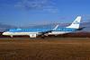 KLM Cityhopper Embraer ERJ 190-100STD PH-EXB (msn 19000658) ZRH (Rolf Wallner). Image: 937115.