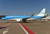 KLM Cityhopper's first Embraer 170, delivered March 19, 2016