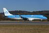 KLM Cityhopper Embraer ERJ 170-200STD (ERJ 175) PH-EXH (msn 17000564) ZRH (Rolf Wallner). Image: 937006.