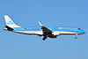 KLM Cityhopper Embraer ERJ 190-100STD PH-EZC (msn 19000250) ZRH (Paul Bannwarth). Image: 932249.