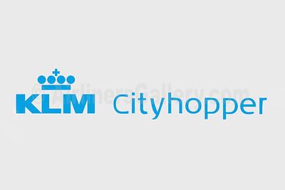 1. KLM Cityhopper logo